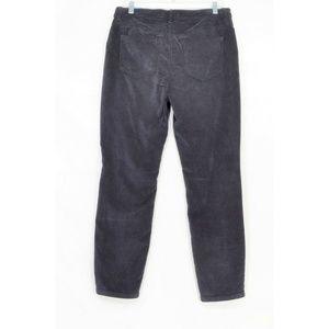Free People Jeans - Free People jeans NWT 31 x 27 ankle black corduroy